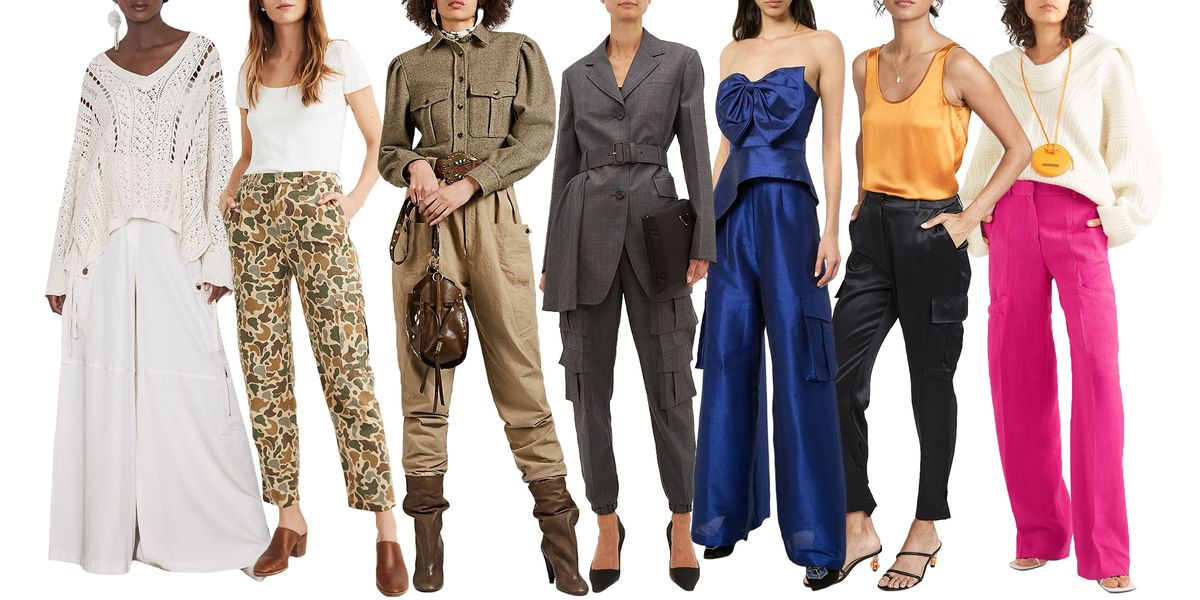 15 AMAZING KINDS OF PANTS FOR LADIES